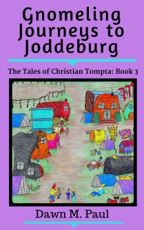 Gnomeling Journeys to Joddeburg Kindle Cover